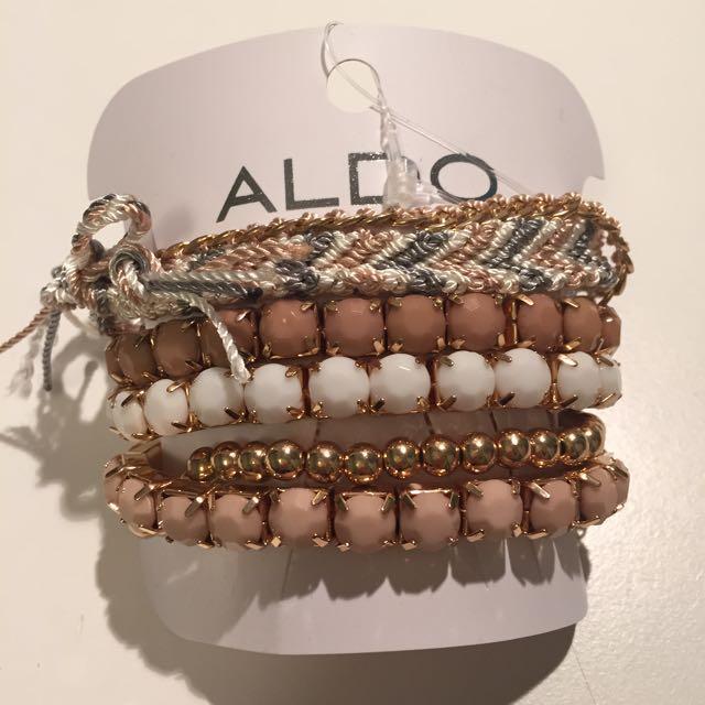 Brand New Aldo Bracelet Bundle