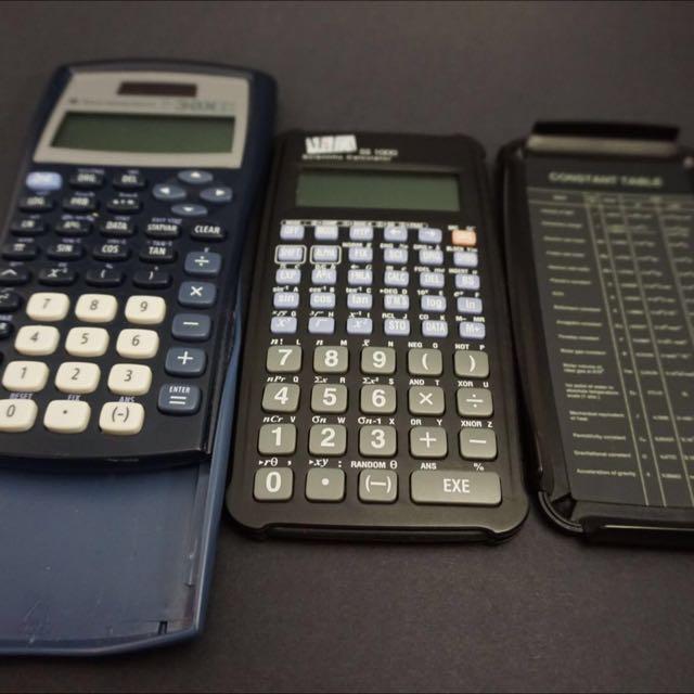 Calculators 2 For $10
