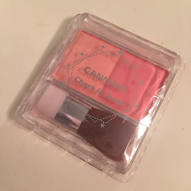Canmake Duo Blush