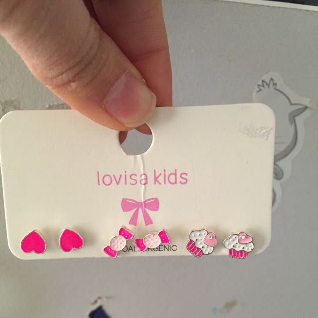 Children's Earing Brand New