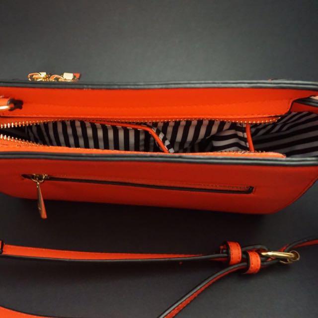 Coral Shoulder/side Bag