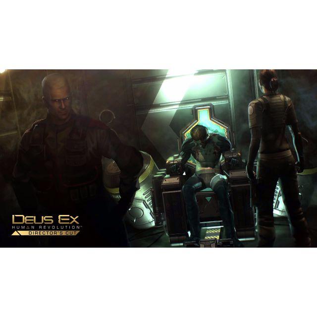 Deus Ex: Human Revolution – Director's Cut - Steam Game