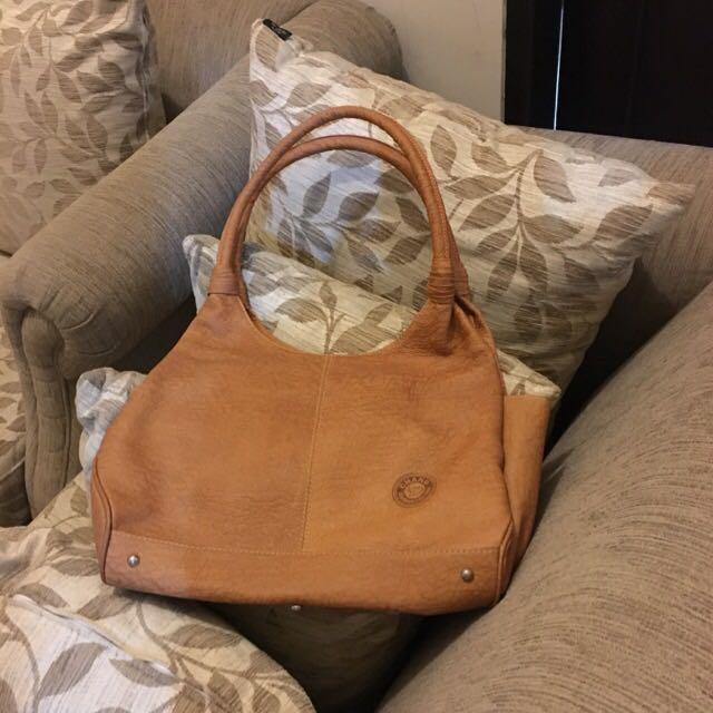 Elephant Skin Hand Bag