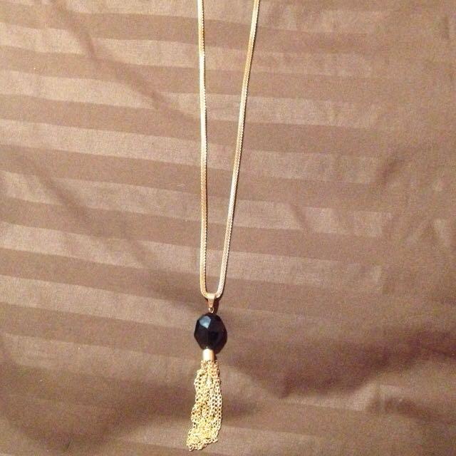 Gold Ardene Necklace