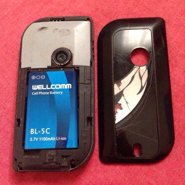 Handphone Nokia 7610