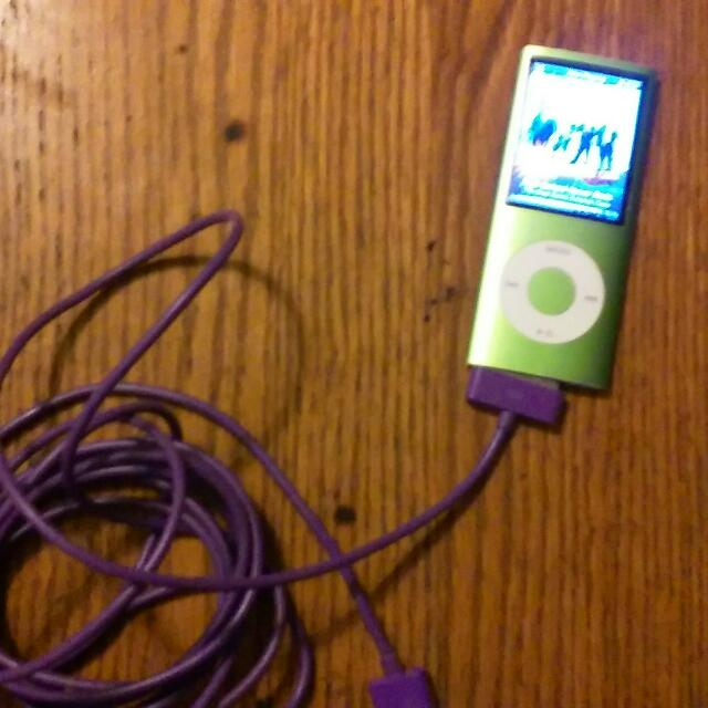iPod Nano 4th Gen.