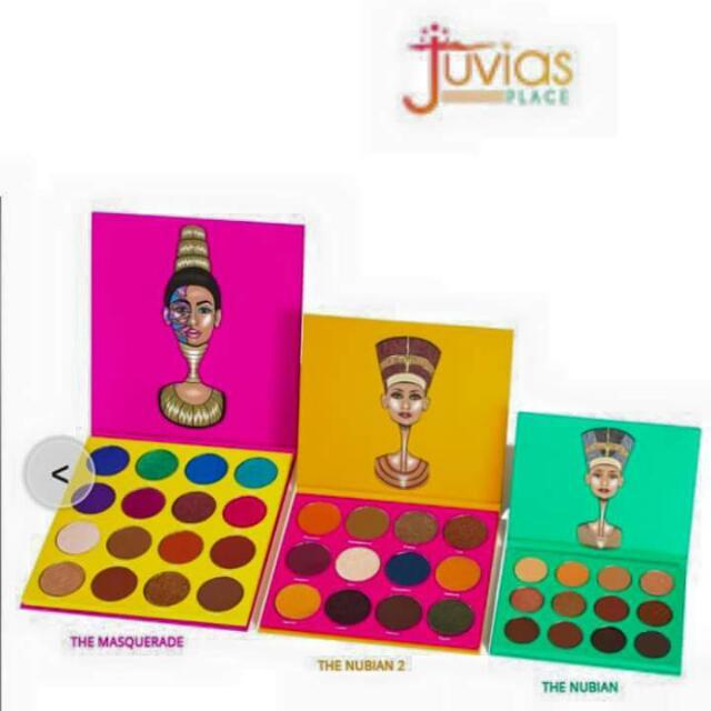 JUVIA'S PLACE Palette
