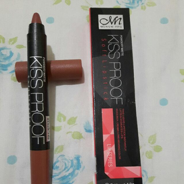 Kissproof softmatte
