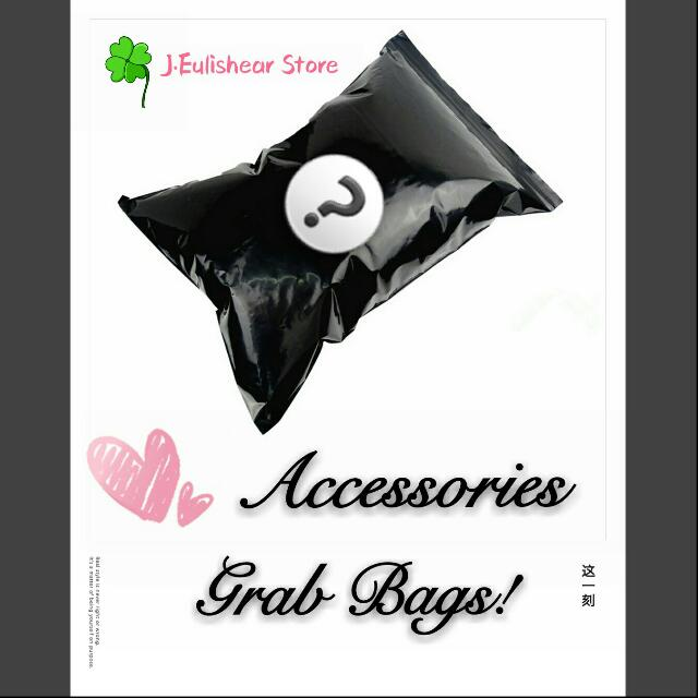 Ladies Accessories Grab Bags! 😗 Rings, Necklaces, Earrings, Ear Cuffs, Bracelets, Charms Bracelets, Bangles & Many More! 🌷