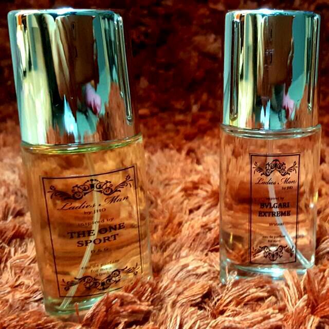 Ladies Man by Jho (Eau De Perfum) for Men 30ml