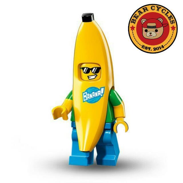 Lego Minifigs Series 16 (Banana Guy)