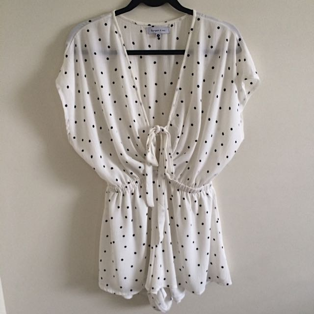 Little JC Playsuit