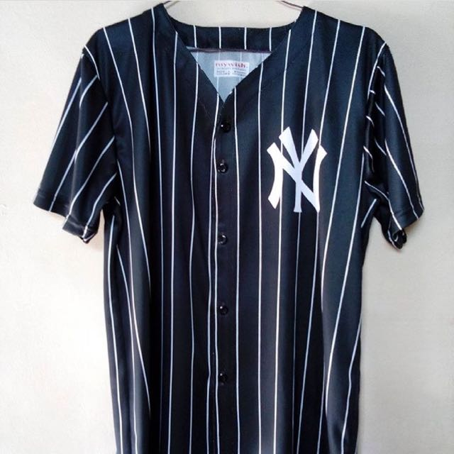 Make Your Own Jersey Baseball