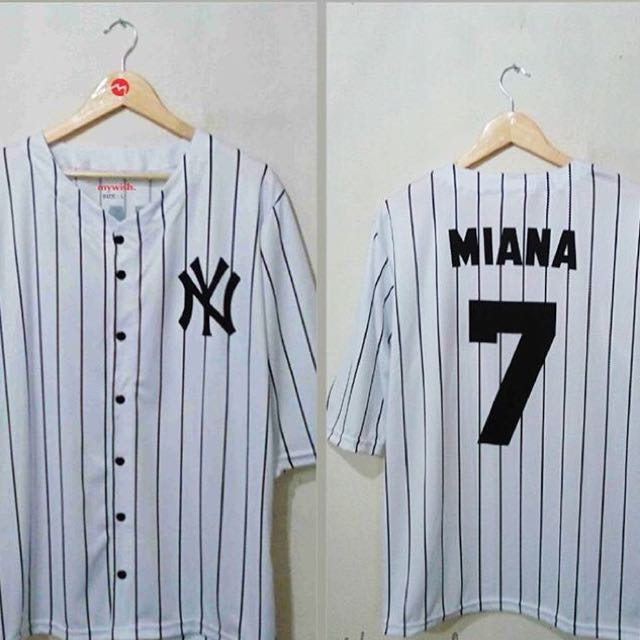 Make Your Own Jersey Baseball!!
