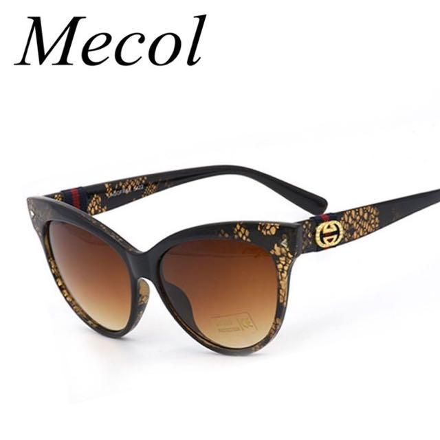 Mecol vintage Sunglasses