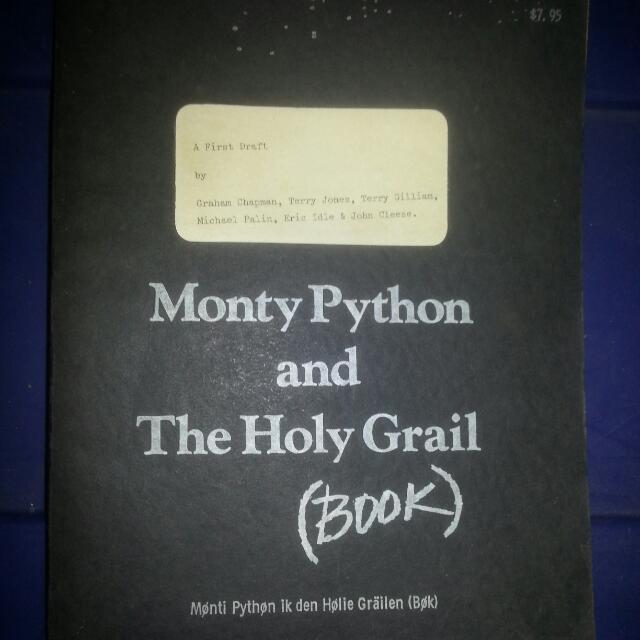 Monty Python And The Holly Grail