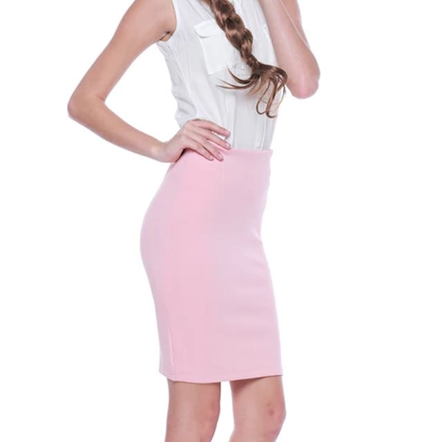 Noonaku Coutoure Bodycon Skirt