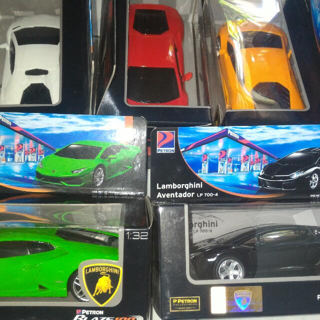 Petron Cars Collectibles