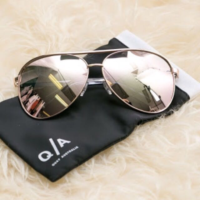 QUAY Sunglasses - Vivenne