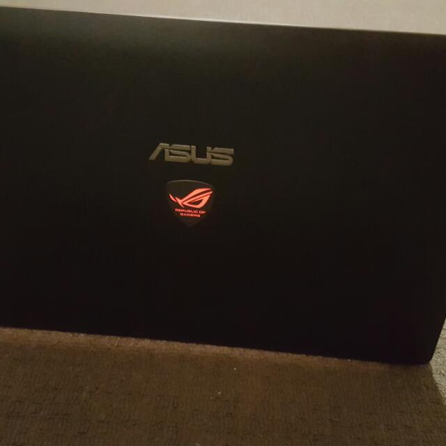 SALE !! Laptop Asus ROG G550J GAMING