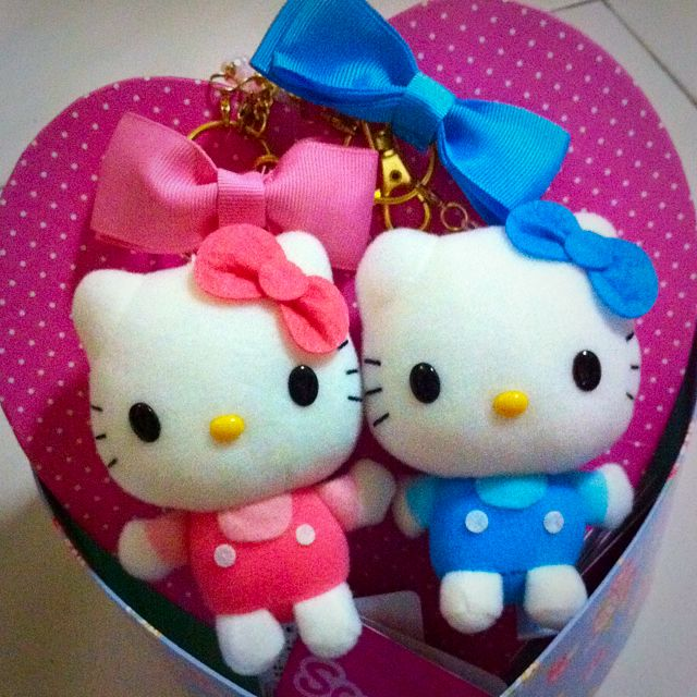 Sanrio Japan Hello Kitty Bag Charm Accessories Gift For Her