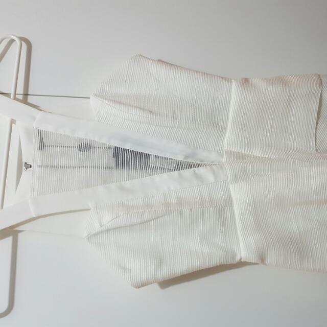 (Reduce)SEDUCE White Dress