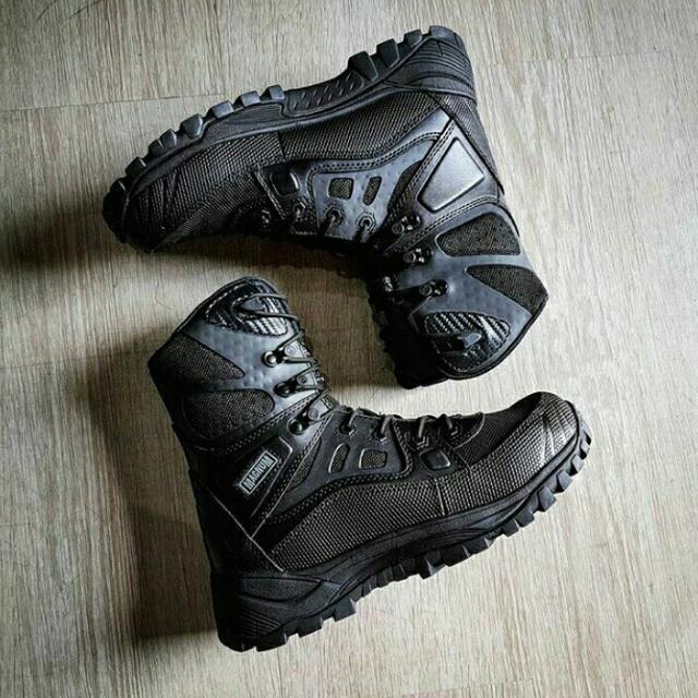 Sepatu Boots MAGNUM lightspeed 8.0 (Rep)