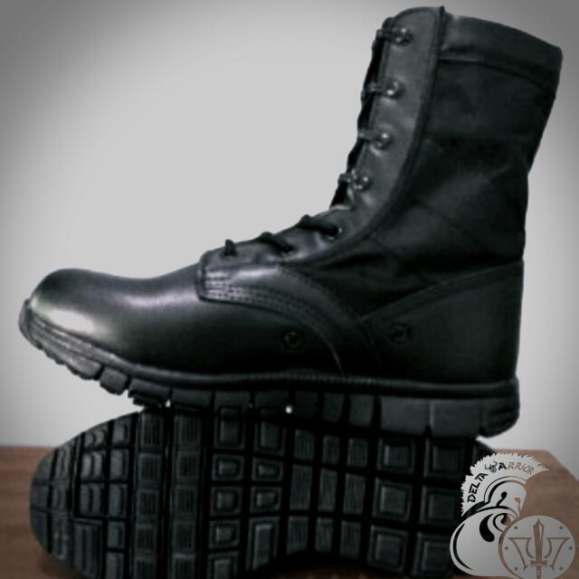 Sepatu Special Field Boots (Rep.Nike SFB) / army, Hiking, Tracking, Militer, Airsoft, Polisi, PDL