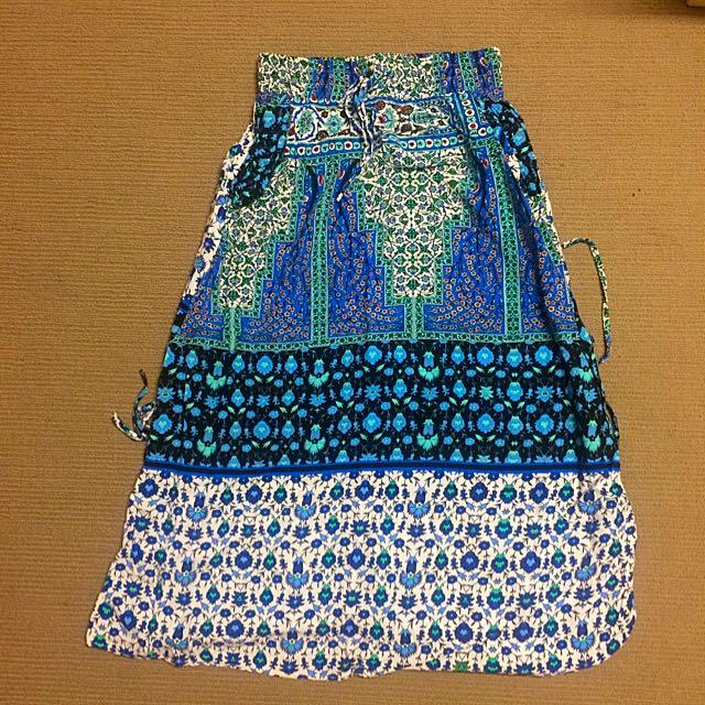 Size 8 Boho Skirt