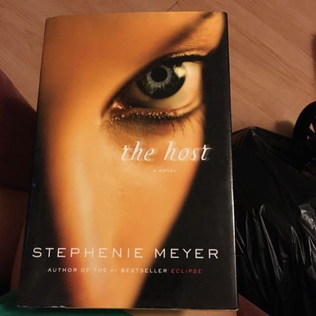 The Host (hardcover) By Stephenie Meyer