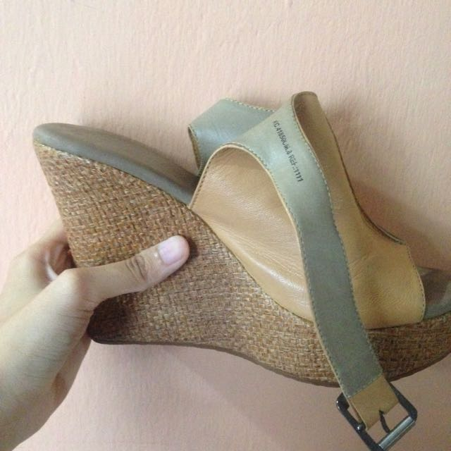 Wedges Hush Puppies Ori