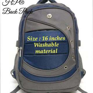 HP® Back Pack