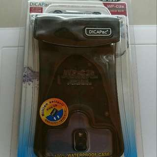 """DiCAPac Waterproof Case, Suitable For Up To 5.7"""" Smartphone 手機防水袋 (postage fee included)"""