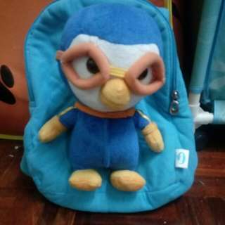 Pororo Cute Toddler Bag