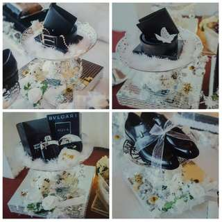 Gubahan Tray for Wedding/Engagement