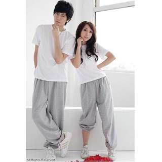 INSTOCK Grey Dance Pants