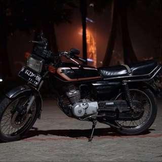 Honda GL 100 Full Ori
