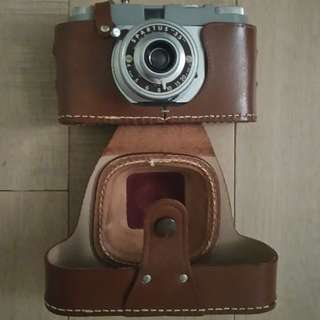 "SOLD!! - Spartus ""35"" 35mm Camera"