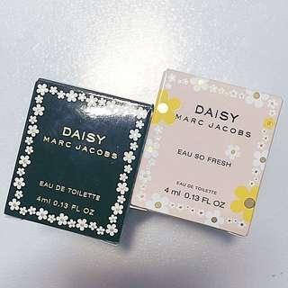 保留Marc Jacobs 香水組合 小雛菊+清甜雛菊