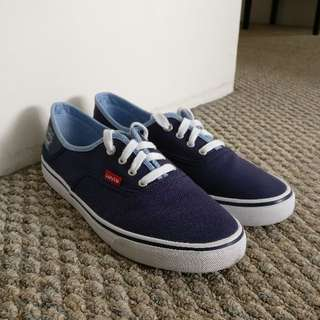 Levi's Blue Sneakers