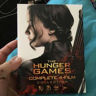 Hunger Games Box Set