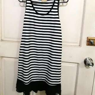 Black And White Cutie Dress From Bench