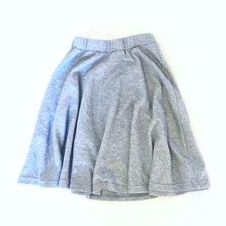 Middle Length Skirt