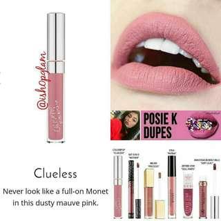 Colourpop UltraMatte Lip Clueless