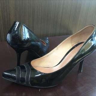 Gibi Black High Heels