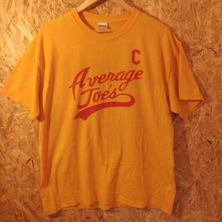 Dodge ball average joes t shirt. L