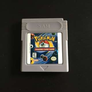 Pokemon Trading Card Game GBC