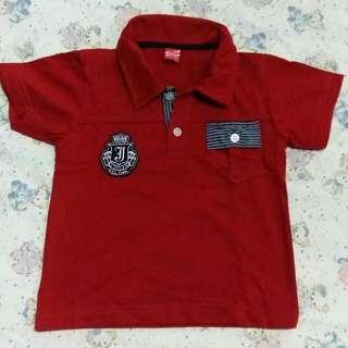 Baby Jordans polo shirt