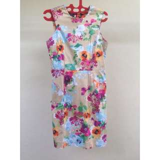 elfas floral dress