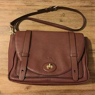 coach brooklyn messenger bag